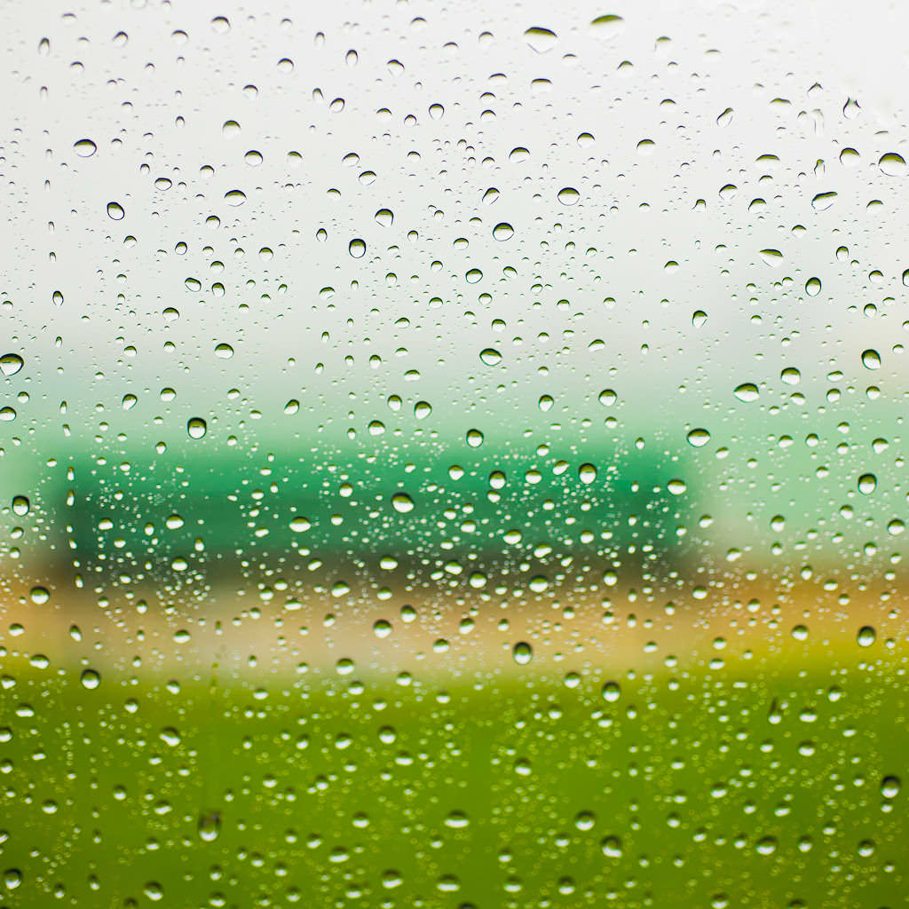 Rains!
