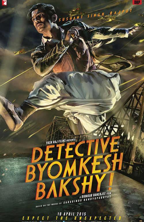 Detective Byomkesh Bakshi (2015)
