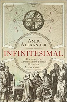 Infinitesimal: How a Dangerous Mathematical Theory Shaped the Modern World by Amir Alexander
