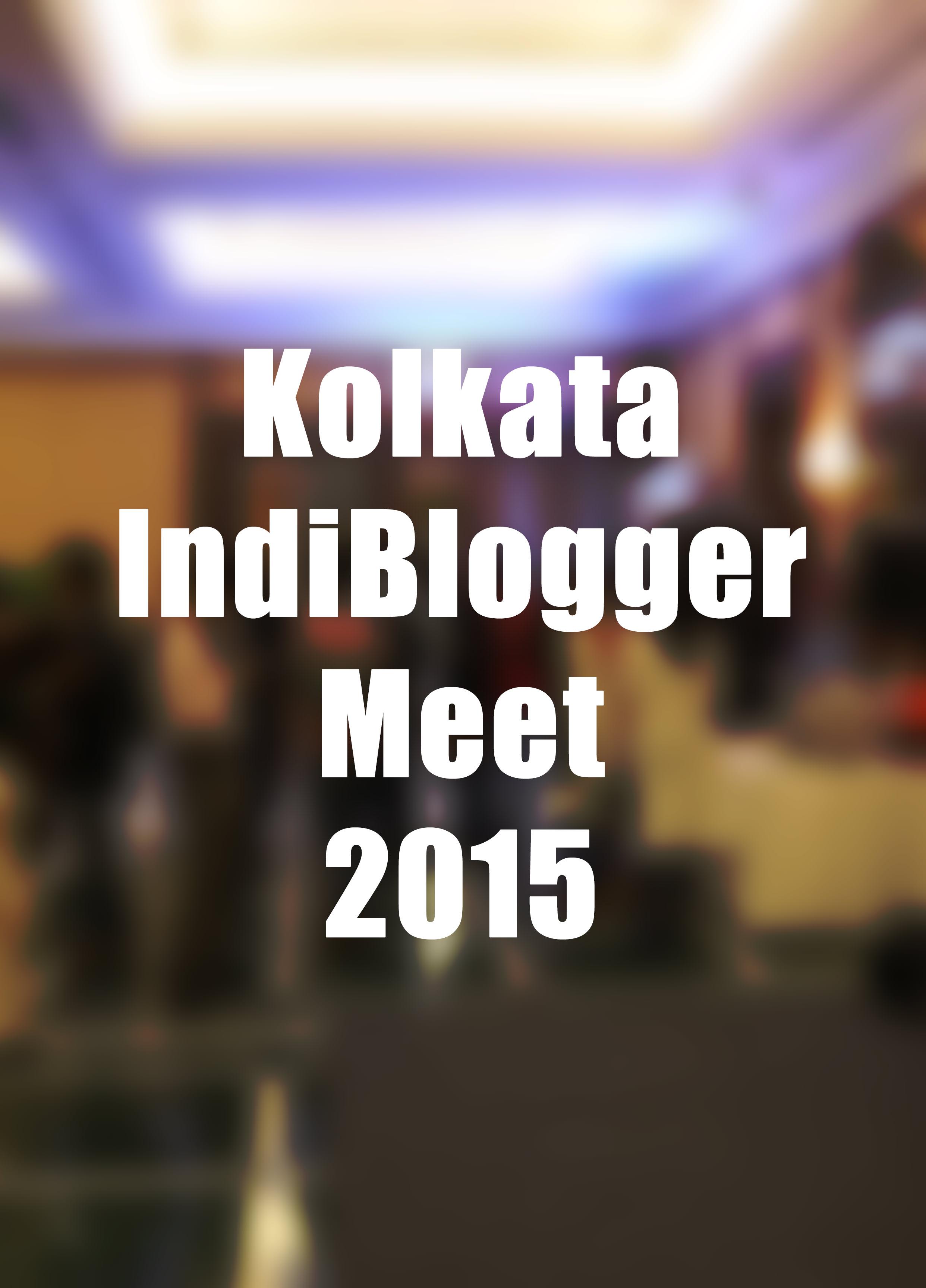 #BergerXP Kolkata Indiblogger Meet 2015