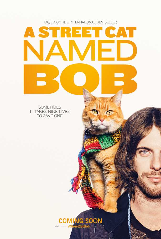 A Street Cat Named Bob (2017)